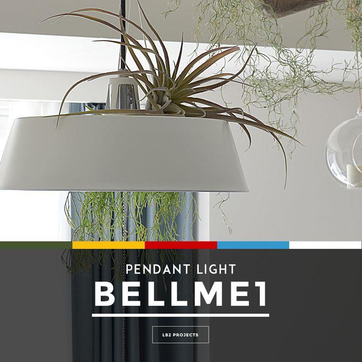 ペンダントライト 照明 おしゃれ。ペンダントライト モダン ハンギング ライト 3灯 BELLME(ベルミー)天井 照明 照明器具 電気 おしゃれ シンプル 北欧 リビング ダイニング 和室 寝室 LED 電球対応 LB2オリジナル