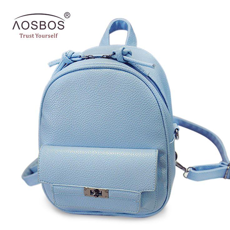 $27.15 (Buy here: https://alitems.com/g/1e8d114494ebda23ff8b16525dc3e8/?i=5&ulp=https%3A%2F%2Fwww.aliexpress.com%2Fitem%2FWomen-Simple-Style-Small-Solid-Backpacks-Fashion-Black-PU-Leather-School-Bags-for-Teenage-Girls-Candy%2F32717748038.html ) Women Simple Style Small Solid Backpacks Fashion Black PU Leather School Bags for Teenage Girls Candy Color Waterproof Backpack for just $27.15