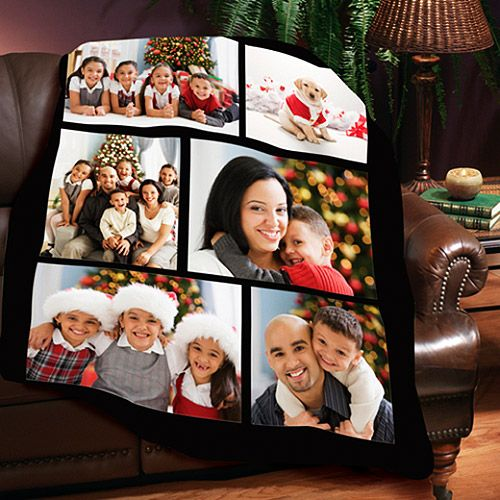 walmart picture blanket... looks cozy