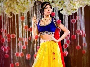 Princesas+Disney+como+noivas+indianas