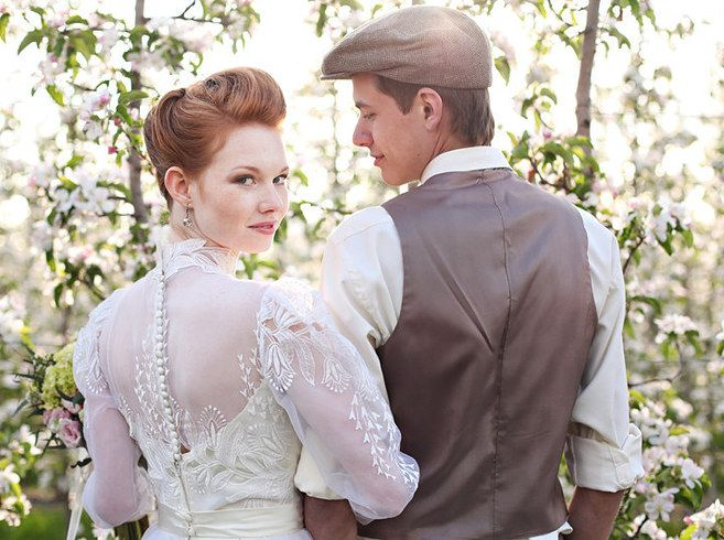 """LOVED being apart of this amazing """"Anne of Green Gables"""" inspired shoot styling the hair. Check it out here featured on Buzzfeed.com"""