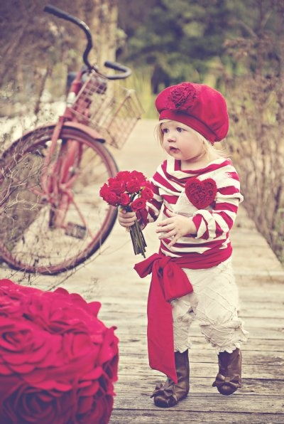valentines day pillowcase dress