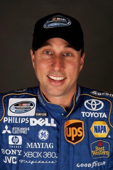 David Reutimann, driver of the #00 UPS/Aaron's Toyota ...