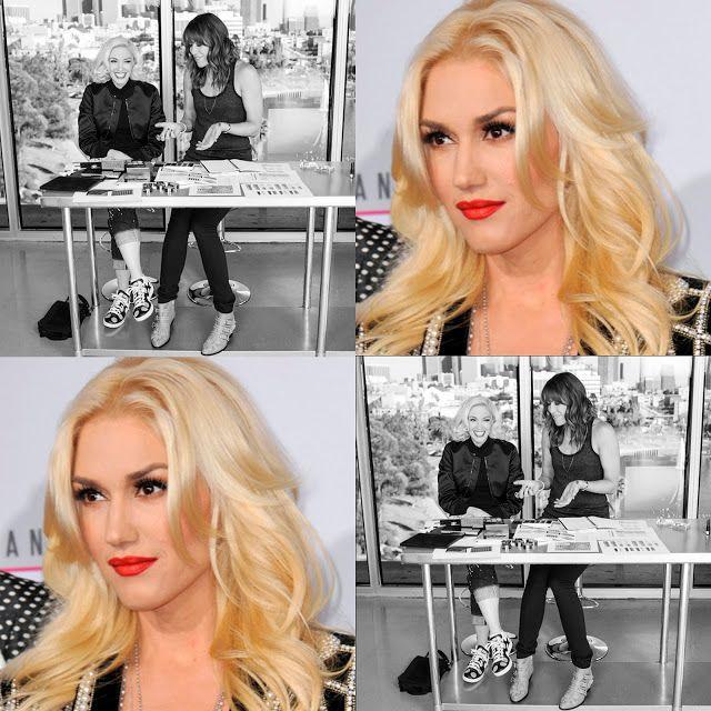 Miss Cokette: Paleta Gwen Stefani - Urban Decay