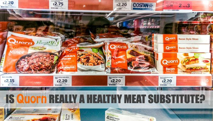 Is Quorn really a healthy substitute? Find out what Quorn products are really made of and decide if they really are healthy meat free meals for your family!