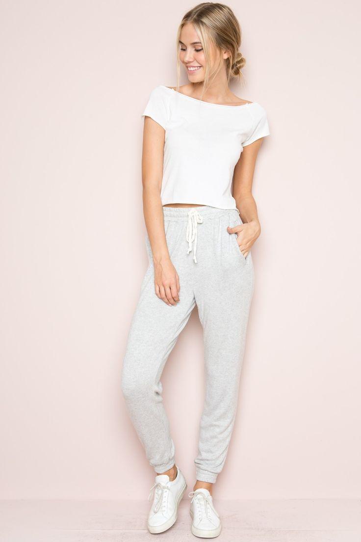 *BRANDY  ♥ MELVILLE || 'Rosa' sweatpants | Pantalón de chandal 'Rosa'