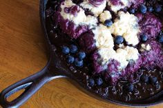 Blueberry Grunt from Out of Old Nova Scotia Kitchens...I have this cook book ... bought it at Peggy's Cove.
