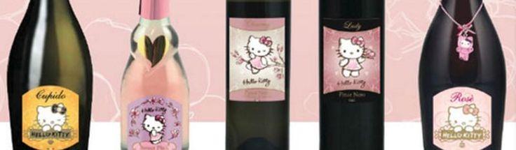 Freunde, ab sofort kann man jetzt den offiziellen Hello Kitty Wein bestellen! Es gibt tatsächlich diverse eigene Weinsorten, die man ab bei Torti bestellen kann. Selbstverständlich nicht geeignet für Kinder! (via Mashable)