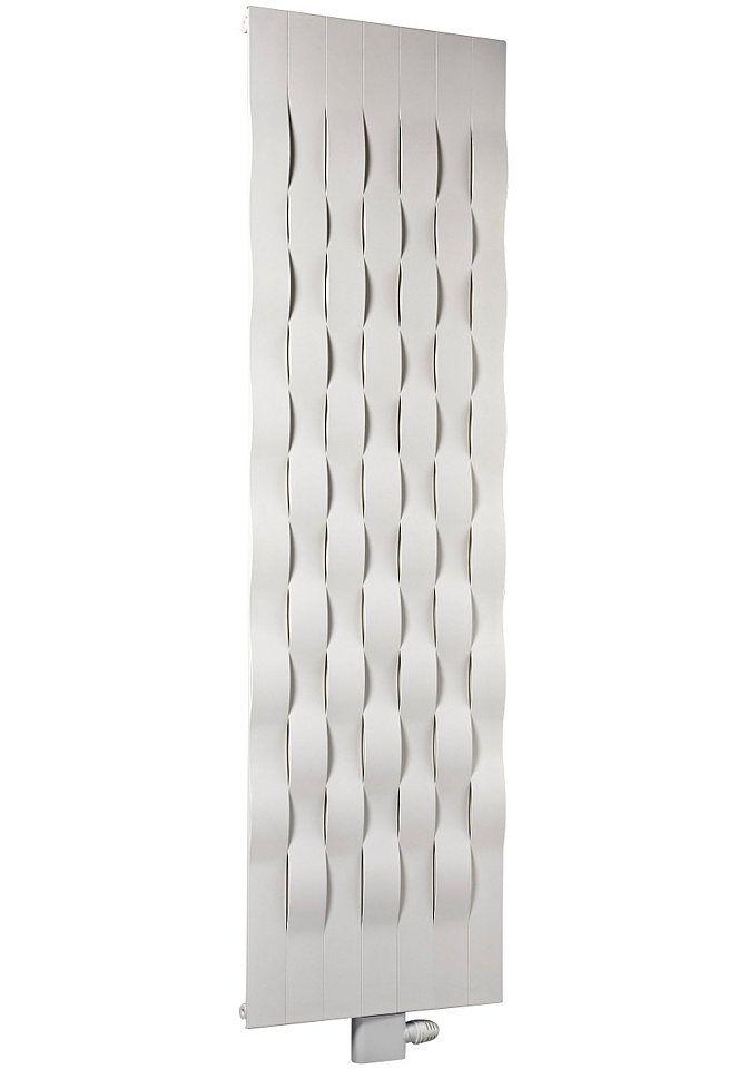 Designheizkörper »Barcelona« für 699,99€. Edles Design, Extrem flache Ausführung, Mittelanschluss unten bei OTTO