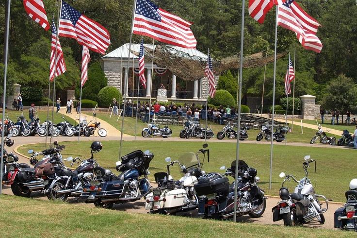 memorial day bike rides