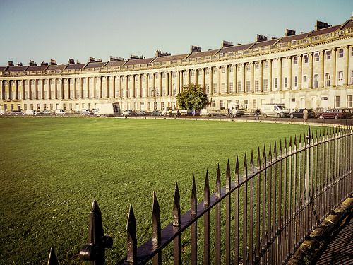 New blog post - photo essay on Bath
