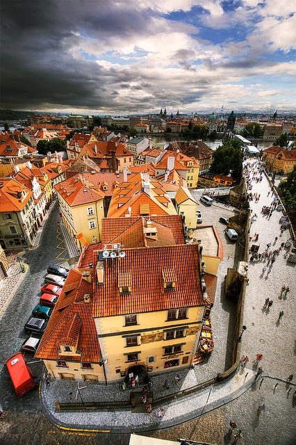 Prague.. i will be here in 49 days