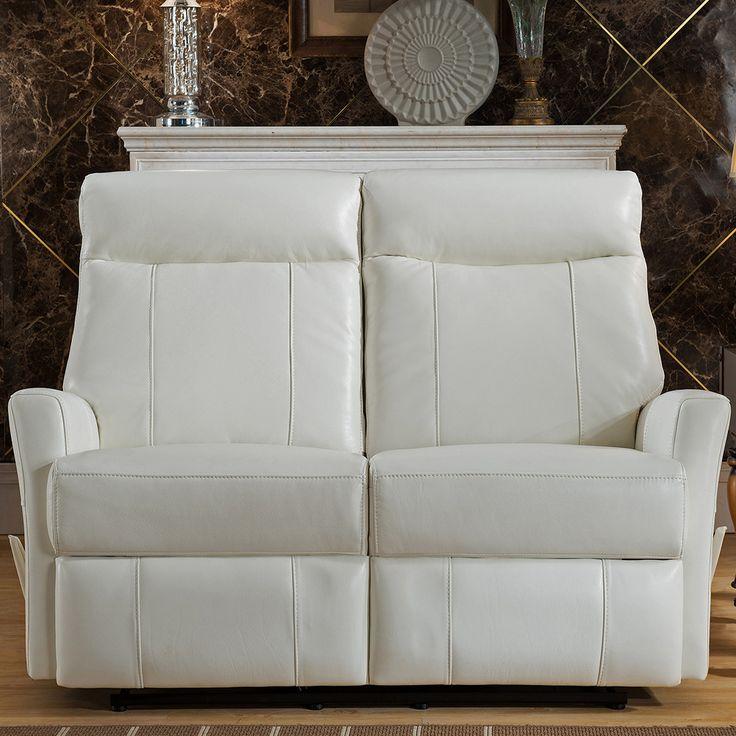 Toledo Leather Reclining Loveseat & Best 25+ Leather reclining loveseat ideas on Pinterest | Leather ... islam-shia.org