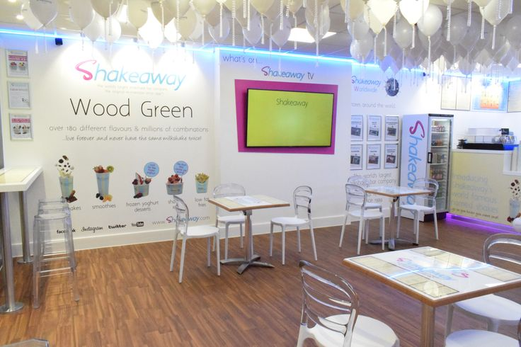 Shakeaway, Wood Green London