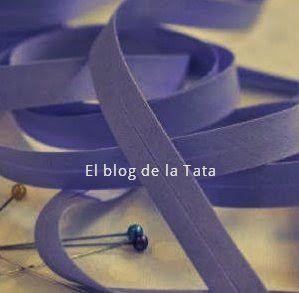 El blog de la Tata: Vamos a hacer bies con la misma tela que estemos c...