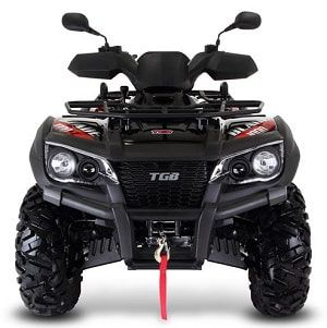 100O LT black farm quad. The TGB farm quad range offers an excellent choice of specifications and value for money. For more information or a quotation, please visit our website http://www.fresh-group.com/farm-quad.html or call us on 0845 3731 832