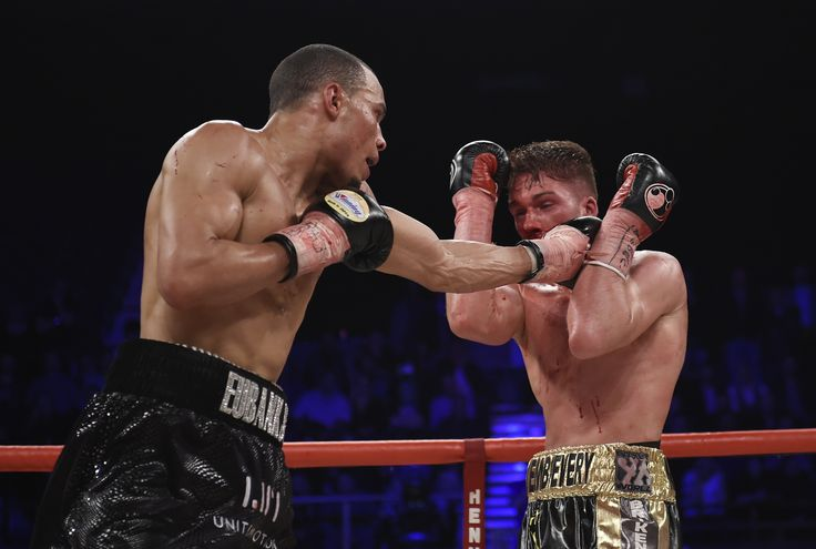 Tweet Nick Blackwell Collapses With Brain Bleed After Losing to Chris Eubank Jr. London, UK (March 26th, 2016)– Nick Blackwell was rushed to a London hospital after he was beaten by Chris Eubank Jr in their British middleweight title fight at Wembley Arena. Blackwell was the holder of the belt but Eubank dominated the encounter …