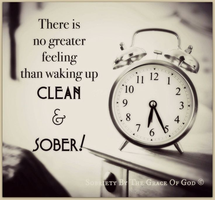It's been so long since I woke up with a hangover. I need to remember this every day.