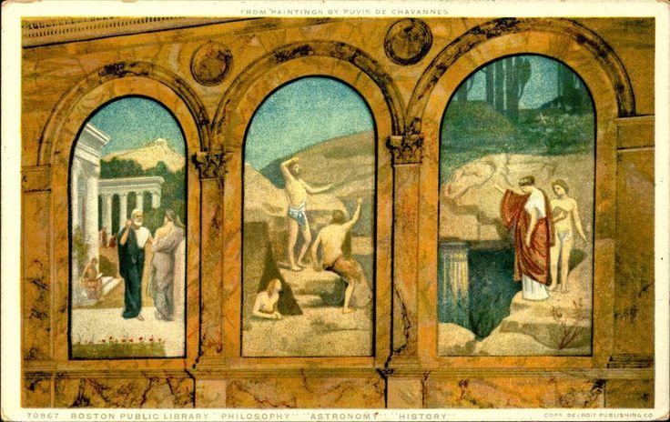 57 best massachusetts vintage images on pinterest post for Boston wall mural