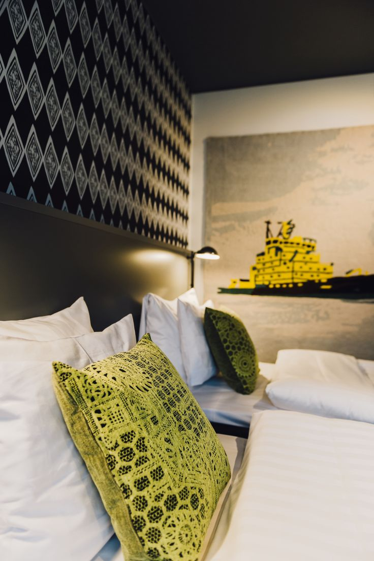 Sisu-room at Original Sokos Hotel Presidentti. Design by Paola Suhonen/Ivana Helsinki. Launch 4/2016. #ivanahelsinki #uusipresidentti #viestintätoimisto #pressi #sokoshotels