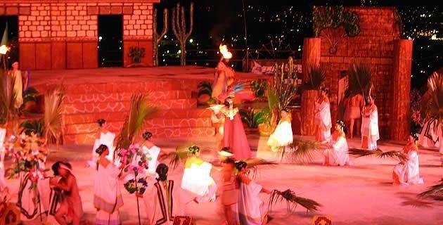 La leyenda de Donají. La historia de la princesa zapoteca y su sacrificado amor por su pueblo es uno de los momentos más emotivos que se presentan durante la popular fiesta de la Guelaguetza.