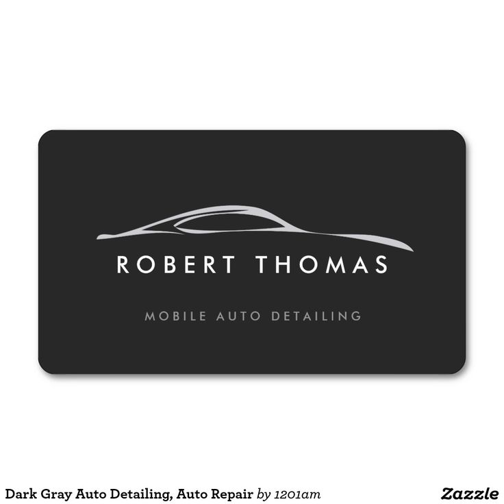 7 best automotive auto repair mechanic business cards images on customizable business card for auto detailing colourmoves
