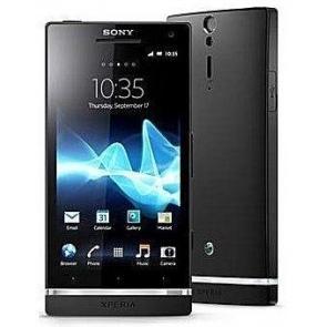 Sony LT26I Xperia S Black