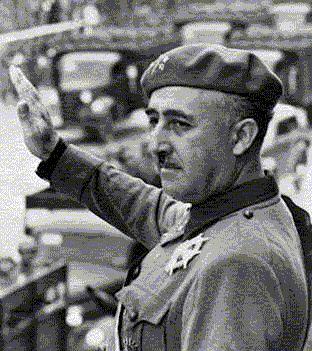 Francisco Franco - Spanish Civil War