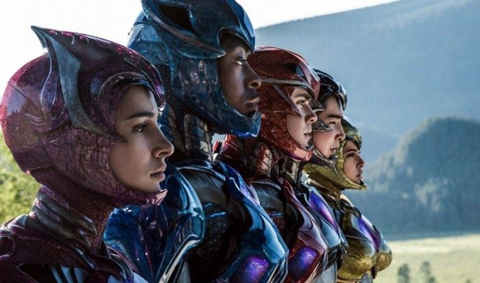 Novo vídeo dos 'Power Rangers' mostra detalhes dos capacetes