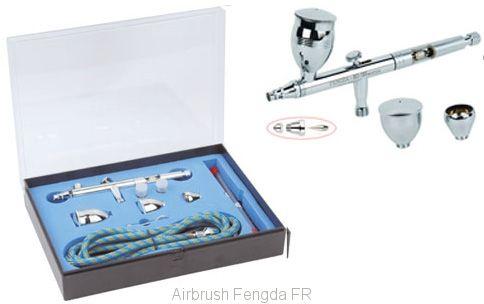 Série d' Aérographe Fengda® BD-183K