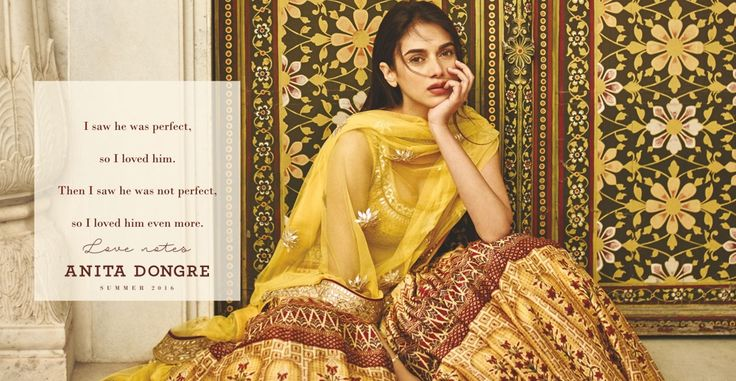 Beautiful Indian bridal and wedding lehengas, anarkali suits collection by designer Anita Dongre