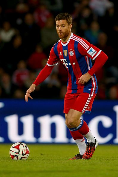 Central Defensive Midfielder - Xabi Alonso