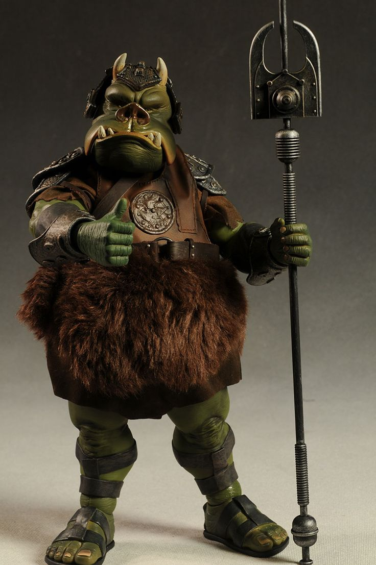 1000 images about star wars toys on pinterest rey star wars star wars boba fett and boba - Star wars gamorrean guard ...