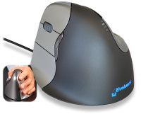 Student: those with limited hand mobility, carpal tunnel syndrome, fine motor difficulties Environment: anywhere a computer is used Task: manipulating a mouse to use a computer appropriately Tools: Vertical Mouse ... This mouse would be good for those with physical disabilities who cannot grasp a mouse the correct way.  It gives them more leverage and is more comfortable; it is also available left-handed.
