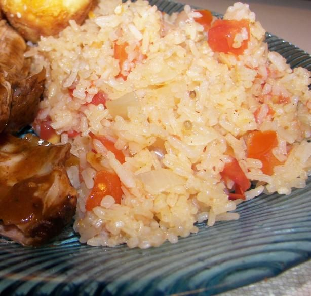 Brazilian Rice Recipe - Food.com - 310199