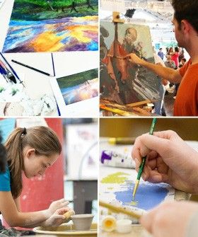 DC Adult Art Classes-Painting, Photography, Drawing | Refinery29 has a list of cool art classes for adults in subjects like painting and photography. #refinery29 http://www.refinery29.com/art-classes