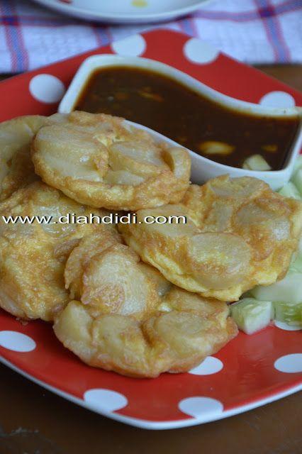 Diah Didi's Kitchen: Empek Empek Lenggang