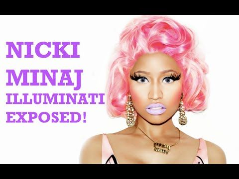 NICKI MINAJ ILLUMINATI EXPOSED! - YouTube