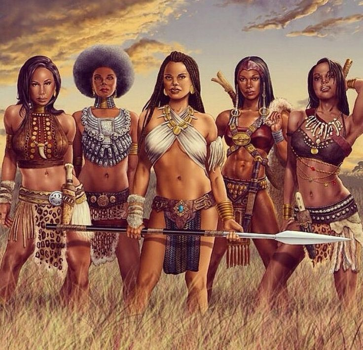 Black is beautiful. Intelligent. Strong and Powerful. Empowering. African love……