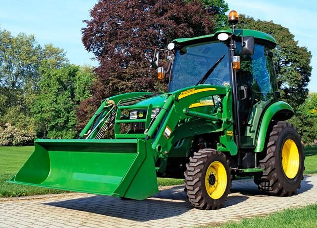 John Deere 4720 Specification