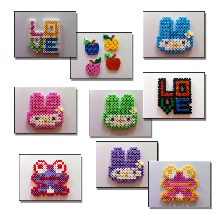 Hama Beads projects - By Pepe