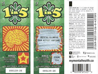 Guerrilla Marketing defined: Mental health guerrilla marketing activity
