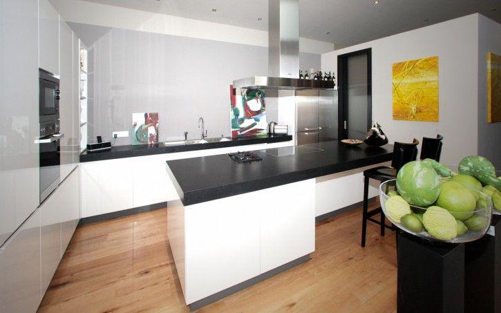 Moderne Küche | Küche | Pinterest | Möbel und Modern | {Moderne innenarchitektur küche 15}