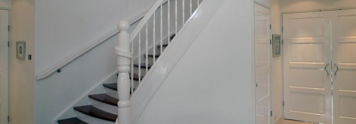 Alle stappen naar het samenstellen van uw trap - Trappenhuis