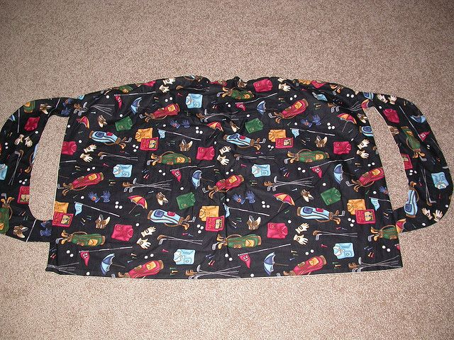 Golf Cart Towel Seat Cover   photo