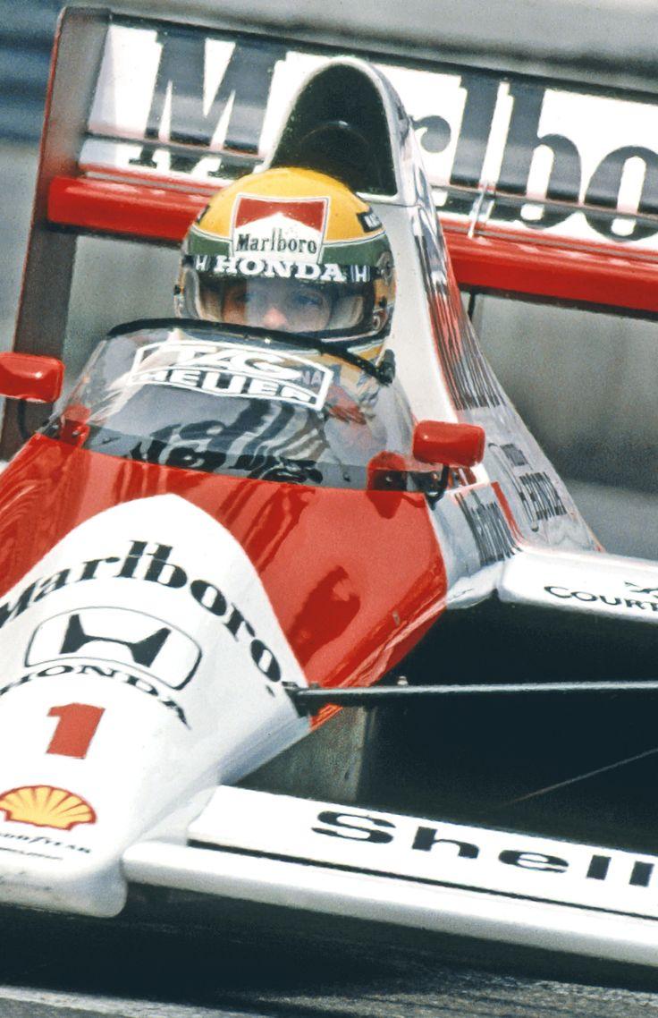 Senna - a fantastic film