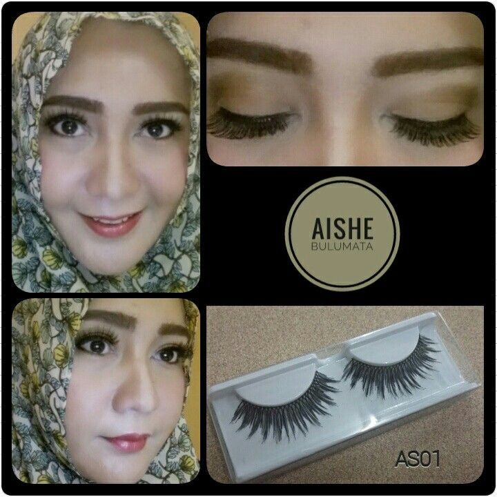AISHE is local product lashes from Indonesia handmade and made of  human hair.COMMING SOON ☺.