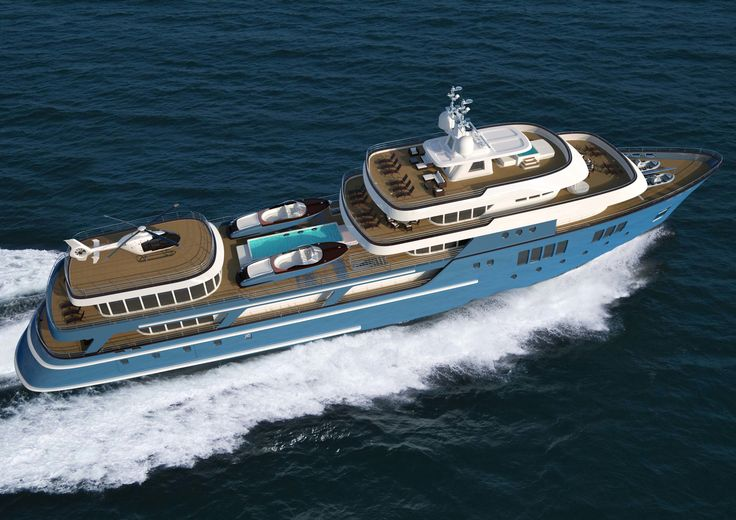Top 10 stories of the week C载具 Motor yacht, Expedition
