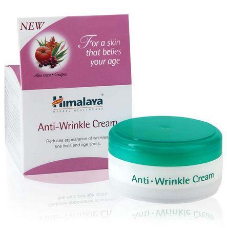 Крем против морщин Anti-Wrinkle Cream Himalaya by Olga