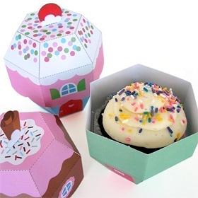 Design Context: Cupcake packaging